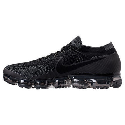 Nike スニーカー 【関税 送料込】NIKE AIR VAPORMAX FLYKNIT AirMax Anthracite(4)
