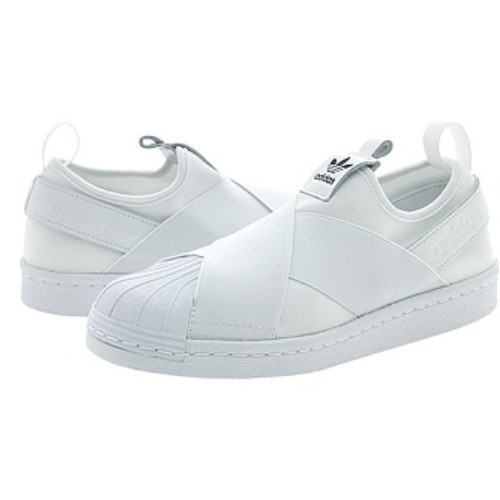 ◆adidas(アディダス)◆ SUPERSTAR SLIP ON W S81338 スニーカー