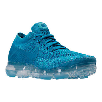 Nike スニーカー 【関税 送料込】NIKE AIR VAPORMAX FLYKNIT AirMax Blue Orbit(2)