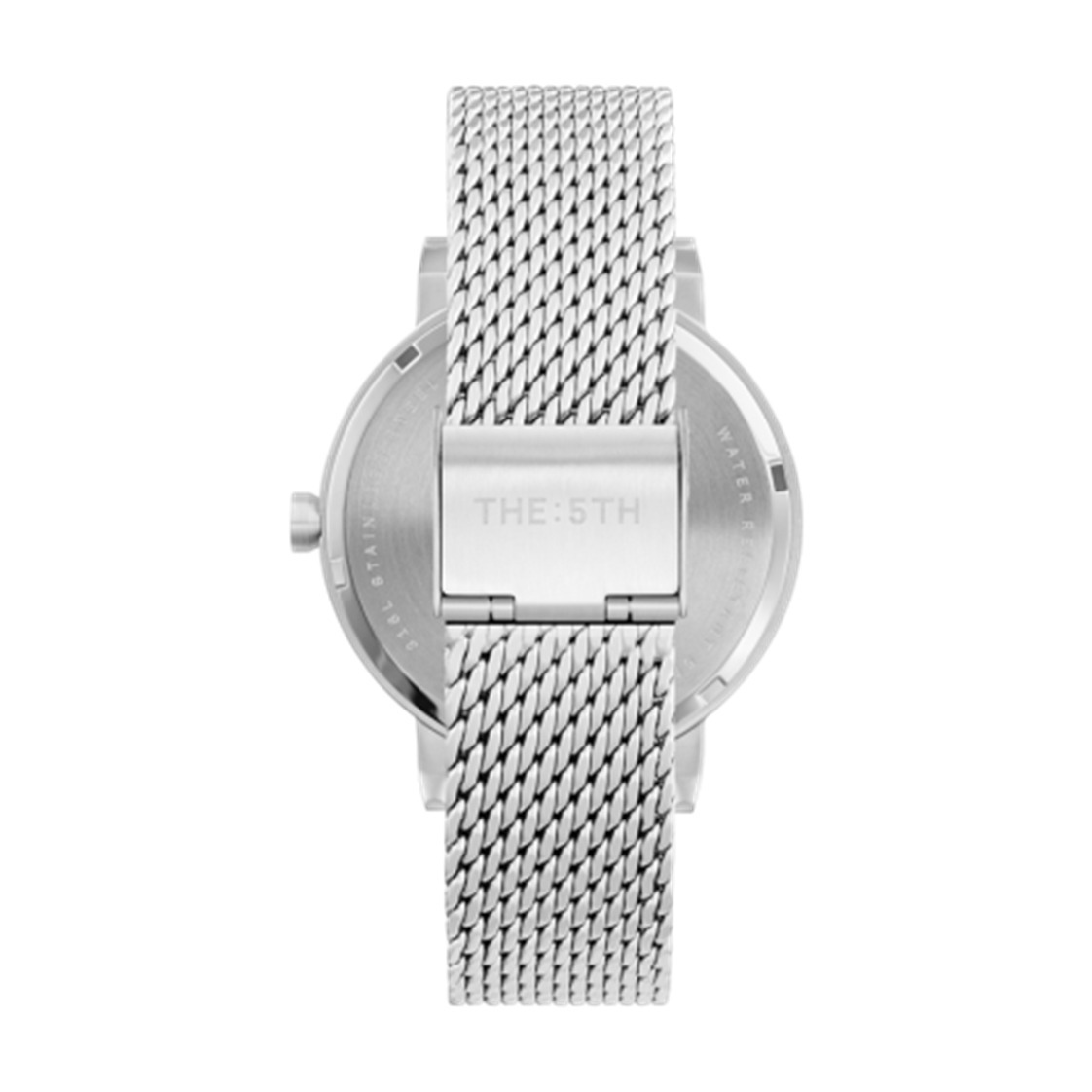 The Fifth  Watches  腕時計 BILBAO SILVER ユニセックス
