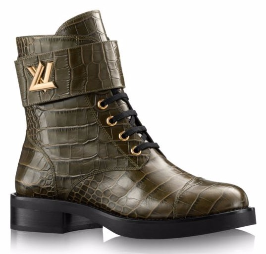 【NEW FW】Louis Vuitton RANGER WONDERLAND ブーツ