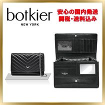 Botkier(ボトキエ) 長財布 セレブ注目 ♪ Soho Quilted Leather Chain 財布【関税送料込】