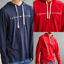 Tommy Hilfiger Hooded Long Sleeve Tee ユニセックス 国内発