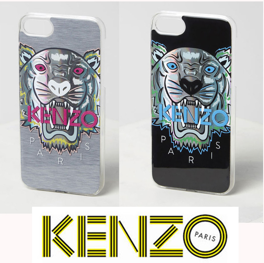 KENZO Northern Lights tiger  iPhone 7 / 7 plus タイガー