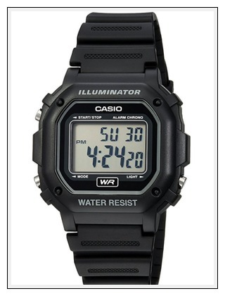 大人気  Casio Men's F108WH Illuminator Collection  デジタル