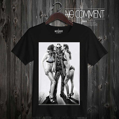 話題沸騰!!★NO COMMENT PARIS★ skull love 送料関税込