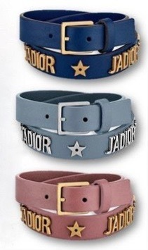 A/W2017New Colors◆◇Christian Dior Bracelets J'ADIOR◆◇