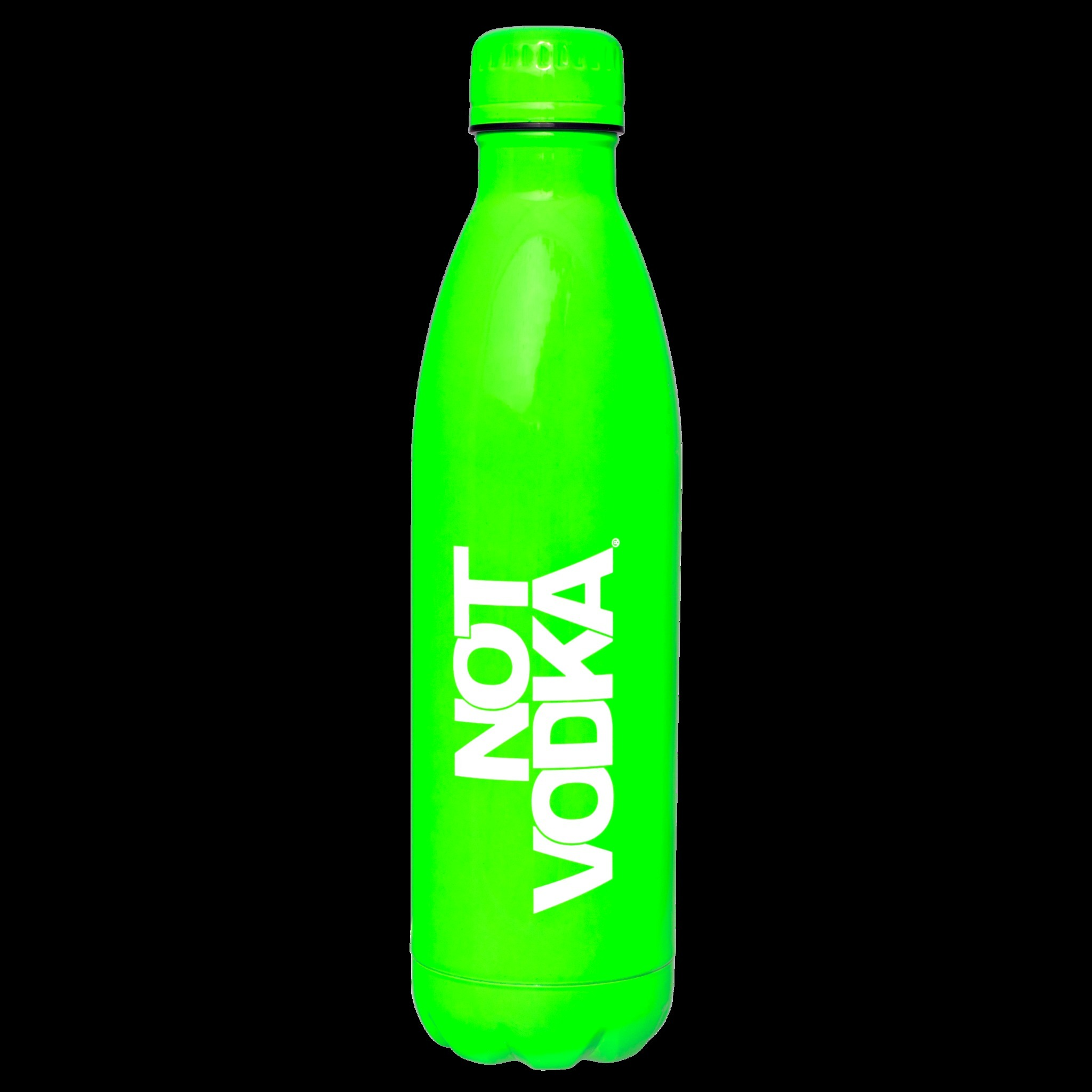 ☆NOT VODKA☆ Bullet Bottle: Neon Colors