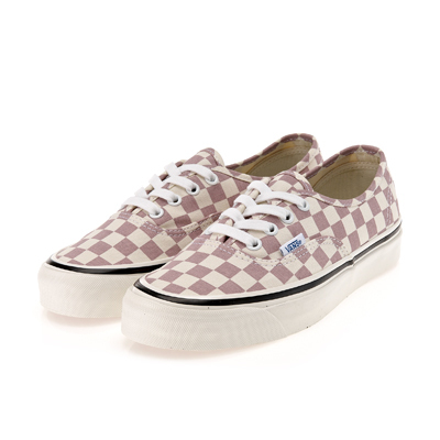 VANS AUTHENTIC 44 DX OG MAUVE VN0A38ENOAO チェッカーボード