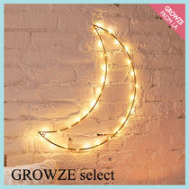 【GROWZE select】ネオンサイン neon right sign moon 月