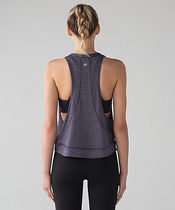 SALE*Pace Perfect Tank*ゆったりとしたアームホール*h/m navy