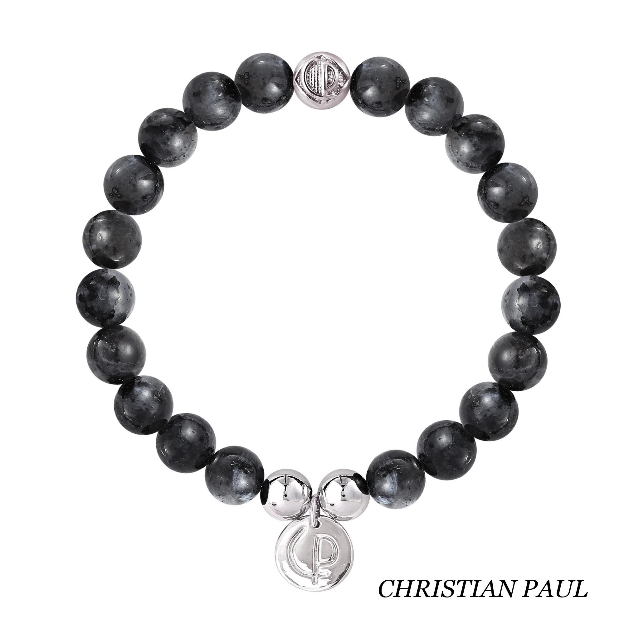関税送料込☆Christian Paul☆Original Black Zebra/Silver 23