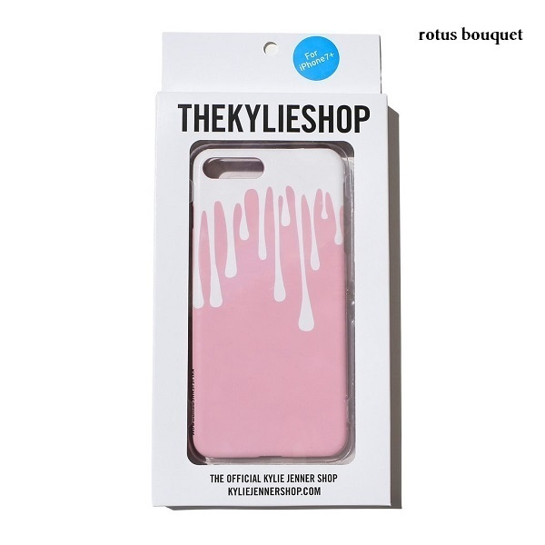 【送料込】The Kylie Shop★Pink  iPhoneケース6/6+/7/7+