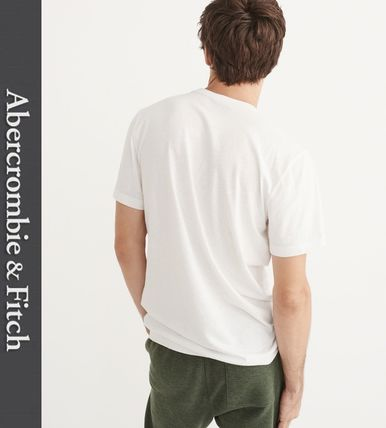 Abercrombie & Fitch Tシャツ・カットソー ★新作★送料込★A&F(アバクロ)★BIG ICON HENLEY★(3)