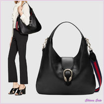 【17aw NEW】GUCCI_women/Dionysus large leather hobo/バッグL