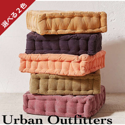 UO☆Washed Corduroy Floor Pillow