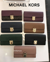Michael Kors★8月新作★BRIDGETTE FLAP WALLET 長財布*全色