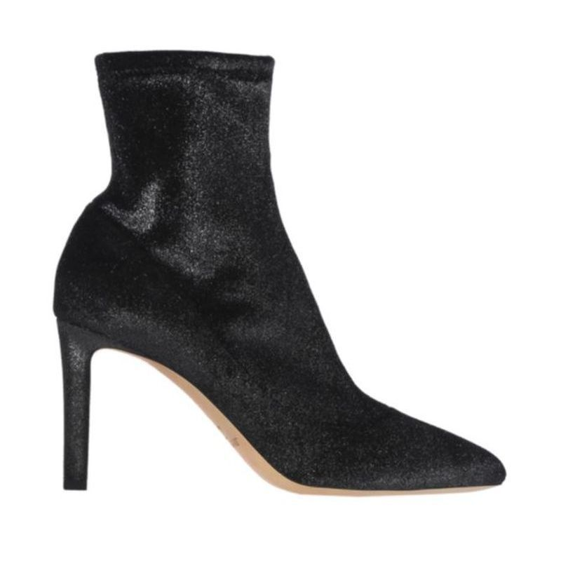 ★送料/関税無料★ Jimmy Choo Louella booties in velvet