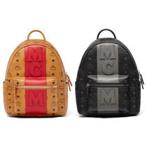 【MCM】バックパック 2色 MMK 7AVE23CO MMK 7AVE23BK