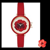 関税込☆Kate Spade Park Row Poppy Watch★セール!
