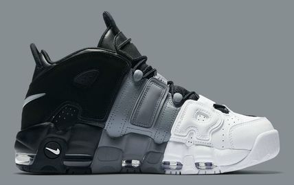 "Nike スニーカー 早い者勝ち メンズ NIKE AIR MORE UPTEMPO ""Tri-Color""(2)"