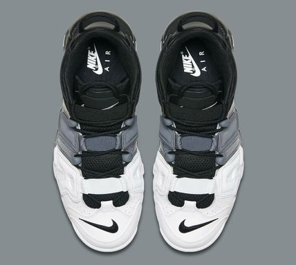 "Nike スニーカー 早い者勝ち メンズ NIKE AIR MORE UPTEMPO ""Tri-Color""(5)"