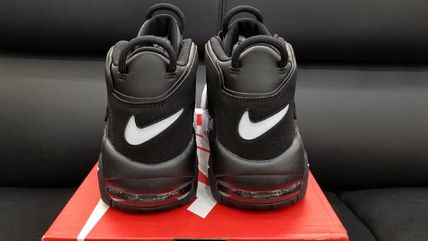 "Nike スニーカー 早い者勝ち メンズ NIKE AIR MORE UPTEMPO ""Tri-Color""(9)"