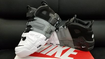 "Nike スニーカー 早い者勝ち メンズ NIKE AIR MORE UPTEMPO ""Tri-Color""(11)"