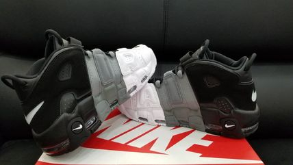 "Nike スニーカー 早い者勝ち メンズ NIKE AIR MORE UPTEMPO ""Tri-Color""(12)"