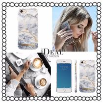 関税/送料込み【iDEAL OF SWEDEN】☆iPhoneケースOCEAN MARBLE☆