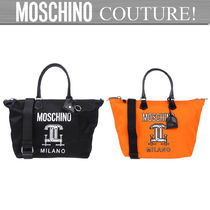★SALE★MOSCHINO COUTURE☆トートバッグ