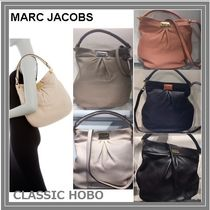 【MARC JACOBS☆レザー 2 Way ホーボー バッグ M0011307】