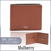 【VIPセール】Mulberry★Bi-fold leather wallet 財布