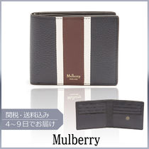 【VIPセール】Mulberry★Grained-leather wallet 財布
