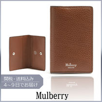 【VIPセール】Mulberry★Bi-fold leather holder カードホルダー