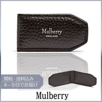 【VIPセール】Mulberry★Leather money clip マネークリップ