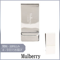 【VIPセール】Mulberry★Metal money clip マネークリップ