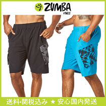 【送料関税込】ZUMBA☆Dancing Warrior Cargo Shorts