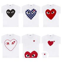 COMME des GARCONS(コムデギャルソン) Tシャツ・カットソー 国内発送 COMME des GARCONS PLAY プレイハートTシャツ