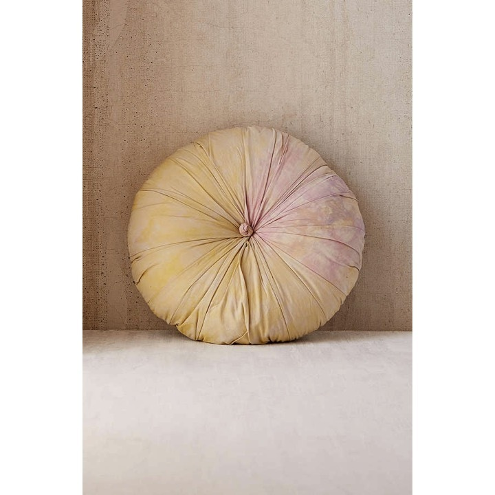 UO★Caily Round Tie-Dye Pillow