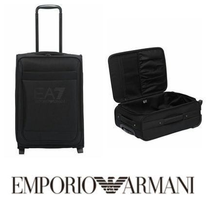 EA7 EMPORIO ARMANI  TRAVEL CARRY-ON スーツケース