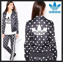 ★イベント中★Adidas Women's Originals★ DOT AOP FB TRACKTOP