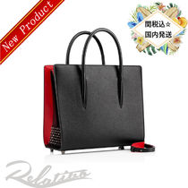 FW17 関税・送料込【Christian Louboutin】Medium Tote Bag