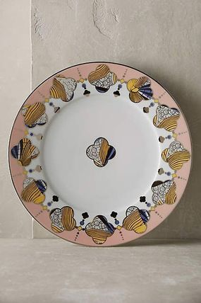 Anthropologie 食器(皿) 最終SALE☆在庫限り即納 【Anthro】Cliveden Side Plate 1枚(2)