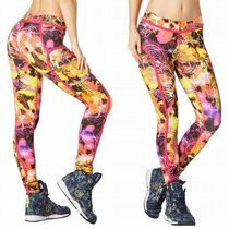 ☆ZUMBA・ズンバ☆Rock Out Piped Leggings PK