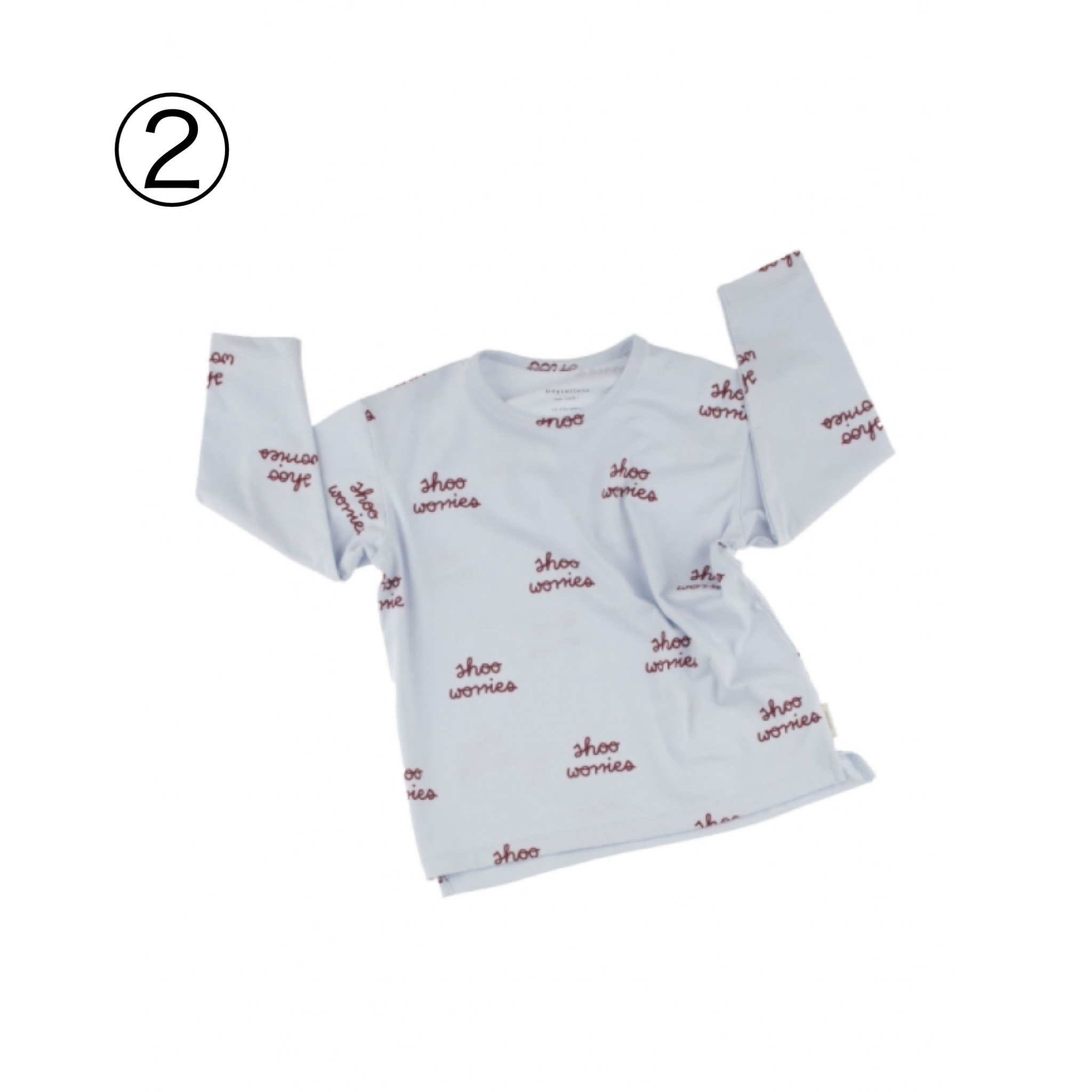 17AW安心日本発送☆ロングスリーブTシャツ tinycottons 12m-10Y