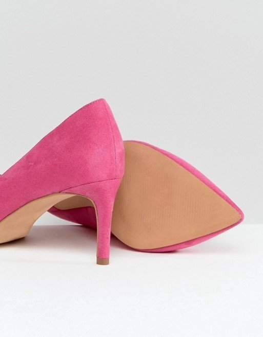 ASOS SOULFUL Wide Fit Pointed Heels♪