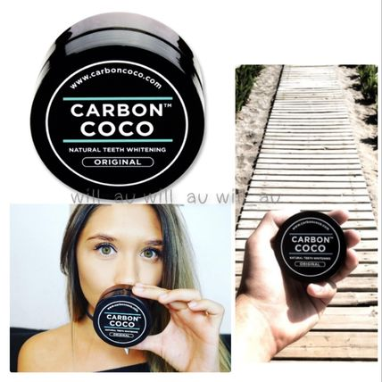 CARBON COCO ホワイトニング ホワイトニング歯磨き粉☆Activated Charcoal Tooth Polish