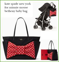 【Kate Spade】 ミニーとコラボ★minnie mouse betheny baby bag