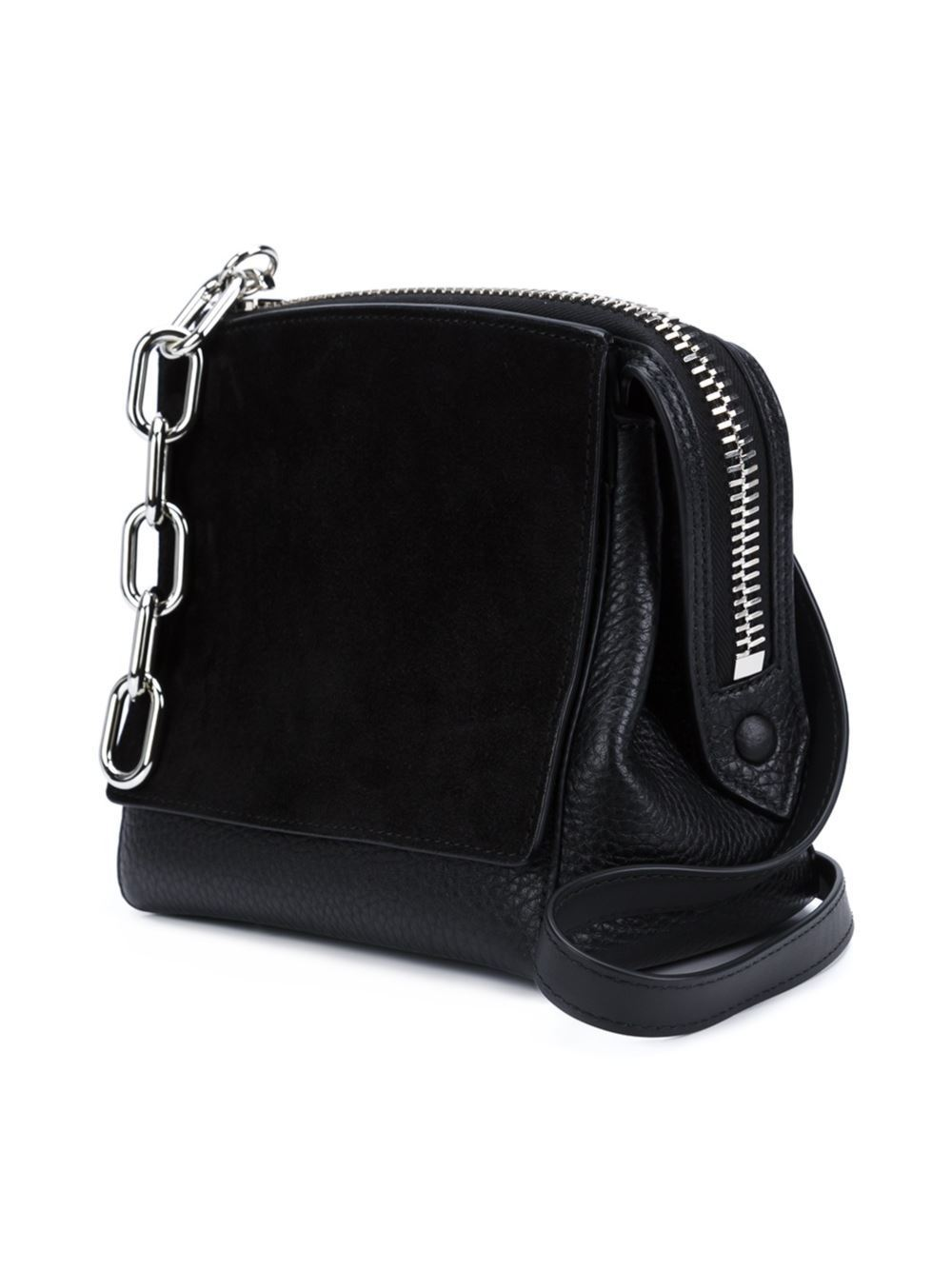 ALEXANDER WANG Attica Flap Marion 斜めがけバッグ 20R0395 ◇